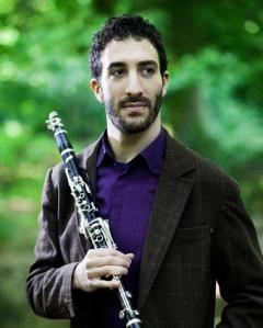 Daniel Broncano, Clarinete © Alex Rumford
